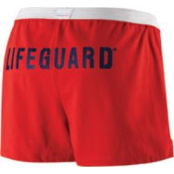 Speedo Lifeguard Roll Waist Short