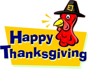 Happy Thanksgiving Swimmers!
