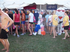 Dolfin Booth at Y Nationals
