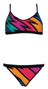 Dolfin Reversibles Bikini Swimsuit