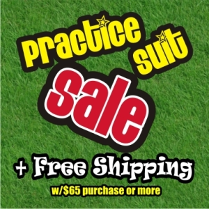 Practice Swimsuit Sale