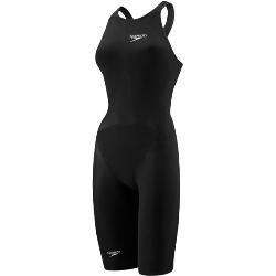 d058ed0dbabec FastSkin Racing Suit LIne The Speedo LZR Elite swimsuit ...