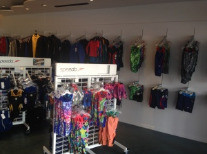 Our new location carries the best competitive swimwear brands.