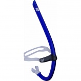 Improve your stroke with a swimming snorkel.