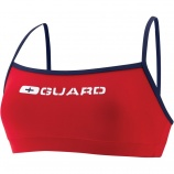 Customize your lifeguard swimsuits with bikini components.