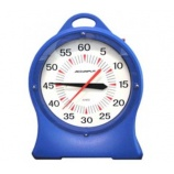 Improve your speed with a portable swim pace clock.