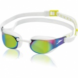 When it comes to competitive swimming, the Speedo Fastskin3 mirrored goggles are the best.