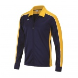 Stay warm and comfortable at the side of the pool with swim team warm ups.