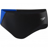 Swimmers and divers benefit from Speedo swim briefs.
