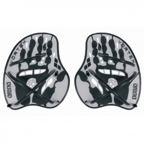 Improve your competitive swimming with swim paddles.
