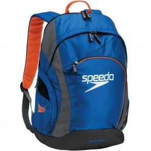You can fit everything you need in swim backpacks.