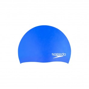 Learn how to put on custom swim caps.