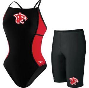 Customizable swim gear provides many benefits.