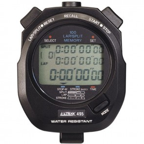 Stopwatches for swimming are an invaluable training tool.